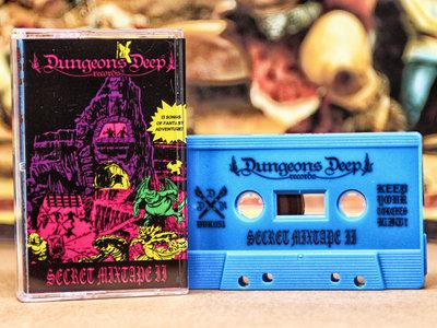 Dungeons Deep Records Secret Mixtape II main photo