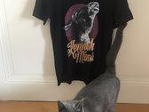 T-Shirt Black (eco-certified) photo