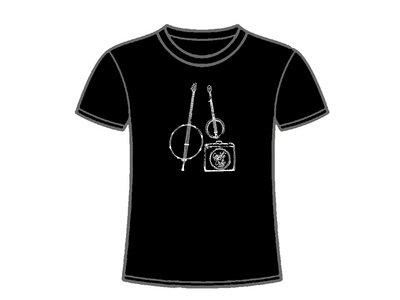 Old Time Banjos T-Shirt Black main photo