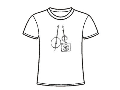 Old Time Banjos T-Shirt White main photo