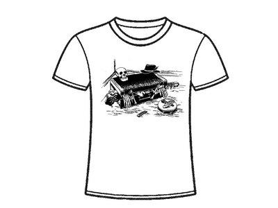 Skeletons v2 T-Shirt White main photo