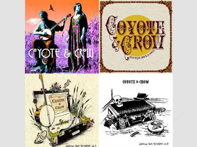 Coyote & Crow 4 CD Set main photo
