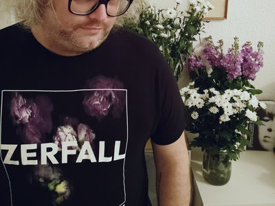 Zerfall special limited color edition fair trade shirt main photo