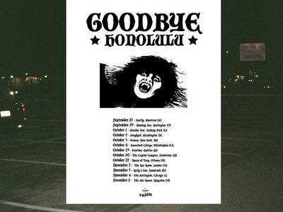 'Fall 2018' Tour Poster main photo