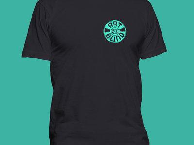 AFB Logo T-Shirt / Black & Emerald main photo