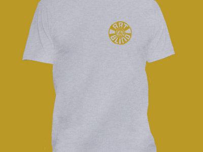 AFB Logo T-Shirt / Grey & Gold main photo