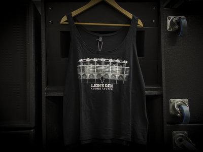 Lion's Den Sound System - Vest/Shirt - black main photo