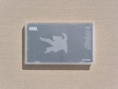 """""""Khal"""" (Box Edition - Two Tape Set and 110 Pages of Printed Matter) main photo"""