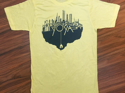 """City"" T-shirt main photo"