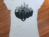 """City"" T-shirt photo"