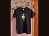 Black Alien Shirt photo