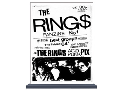 The Rings Fanzine No. 1 main photo