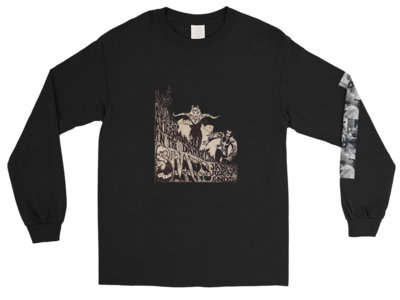 STARS (Syd Barrett / Twink / Jack Monck) Long Sleeve T-shirt main photo