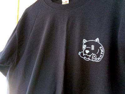 Screen-printed DARK BLUE t-shirt main photo