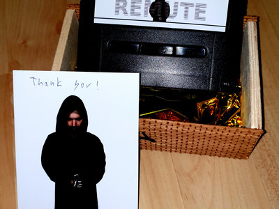 The Cult Of Remute (SNES / SFC Cartridge) LIMITED BLACK EDITION main photo