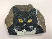 Large Hand-Painted Stone by Jahnavi photo