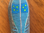lil' Hand-Painted Stone by Jahnavi photo