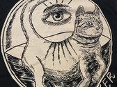 Alchemical Cat Shirt photo