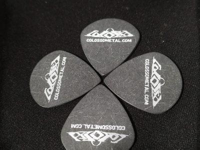 Colosso Custom Guitar Picks main photo
