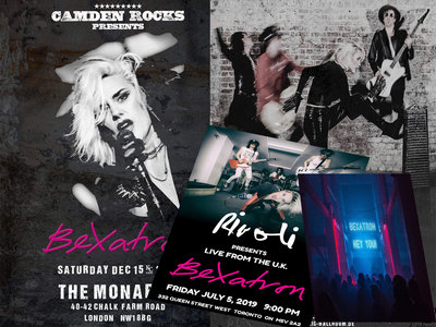 ALL OUR GIG POSTERS main photo
