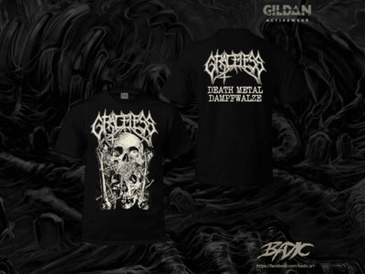 Graceless - Bones & Nails T-shirt main photo