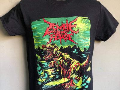 """Z-Rex"" shirt main photo"