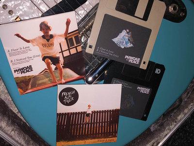 Floor Is Lava - Floppy Disk main photo