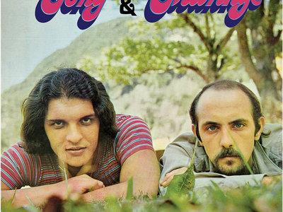 TONY & FRANKYE - ST LP main photo
