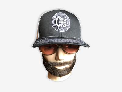 Chew Toy Hat - White Stitching main photo