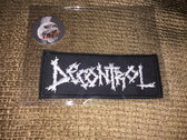Embroidered Patch photo