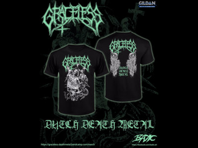 Zombie Skull t-shirt main photo
