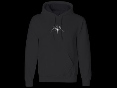 'Voice of the Night' Hoodie (black) UNISEX main photo