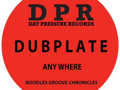 Groove Chronicles Anywhere 2step Vinyl Dubplate Exclusive To Bandcamp* main photo