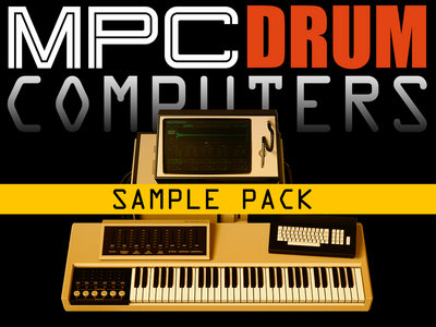 MPC Drum Computers main photo