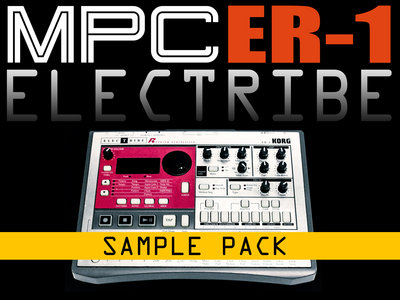 MPC ER-1 Electribe main photo