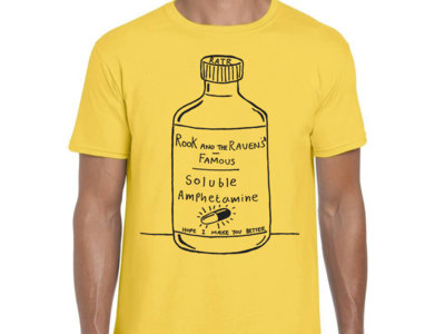 Daisy RATR Pill Bottle Tee main photo