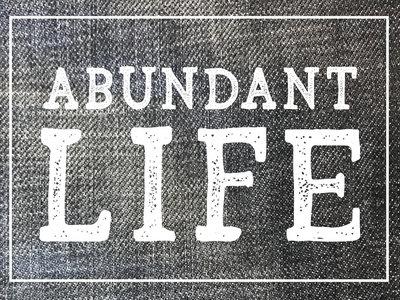 Abundant Life - Chord Chart main photo