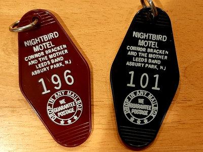 'Nightbird Motel' Key Chain main photo