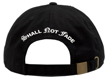 SNF Embroidered Cap - Black main photo