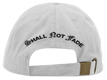 SNF Embroidered Cap - White main photo