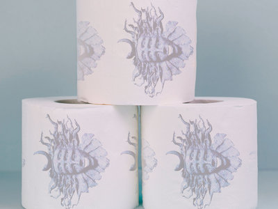 Deluxe 4 Ply Shpongle 'Super Spreader' Toilet Tissue (Pack of 3) main photo