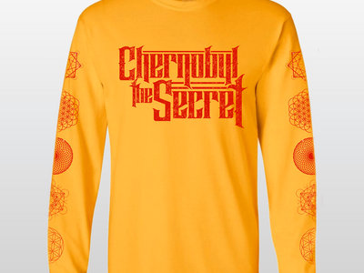 CTS long-sleeve (Yellow) main photo