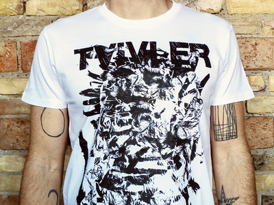 'Collage' t-shirt (organic cotton, fairtrade) main photo