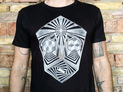 'EGO' t-shirt (organic cotton, fairtrade) main photo