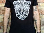 'EGO' t-shirt (organic cotton, fairtrade) photo