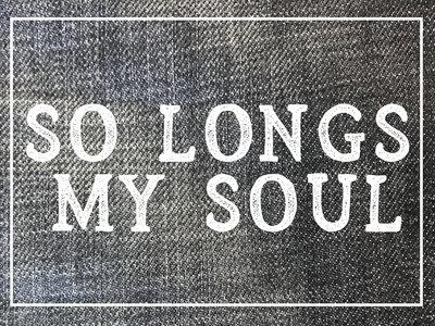 So Longs My Soul - Chord Chart main photo