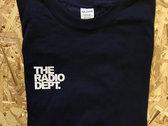 The Radio Dept. - Logo T-shirt photo
