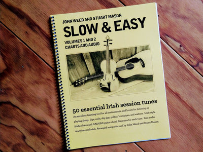 Slow & Easy: 50 Irish Tunes by Mason and Weed main photo