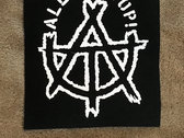 All Torn Up! - symbol patch photo