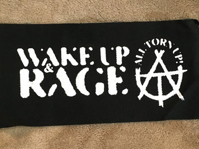 "All Torn Up! - ""Wake Up & Rage"" patch main photo"